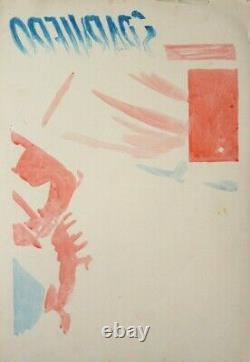 20 Original Boards Drawing By Vittorio Cossio Complete History Circa 1960