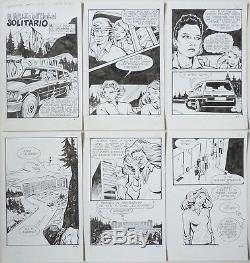 72 Original Comics Erotic Comics For Elvifrance Serie Mezzanotte