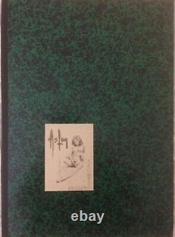Aslan Dessins Secrets In Drawing Board 11 Signed Boards 41 X 33