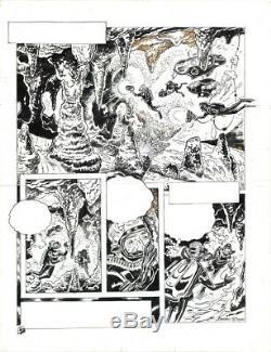 Board Original Adventure Cousteau Comics By Dominique Serafini