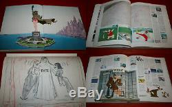 Book Tex Avery + Droopy Original Boards 8 Original Drawings To See