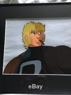 Cobra Space Adventure Cel Plate Original Toei Rugball Pirate Cel Anime Comic