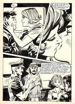 Coplan Ambush At Crepuscule (huescar Drawings) Original Plank Page 95