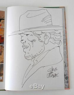 Dedication Giraud Mister Blueberry E. O 1995 + Ex-libris N ° / S 40 Ex