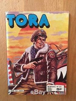 Félix Molinari Tora Cover Original Tbe
