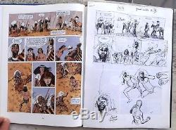 Franz Sketches Original Jugurtha 13 Board 12 Boxes 1,2,3,4 & 5