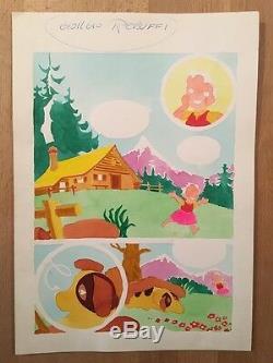 Giorgio Rebuffi Heidi Original Board