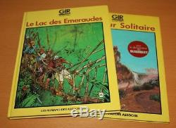 Gir Moebius Exceptional Signed Gir Draw In The Lake Emeraudes Eo 1981 Apc