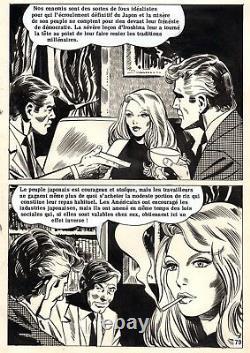 Irving A Tokyo (drawings Miguel Bulto) Original Floor Aredit Page 79