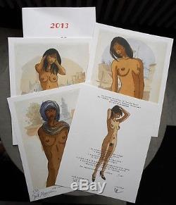 Joel Alessandra Escales In Women Unknown Tt 69 Ex Complete New Dedicace Rare