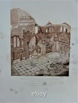 Lot 7 Floors Drawings Viollet-le-duc Sculptures Architecture Italy Xix° S