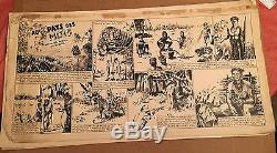 Lot 8 Original Plates Of The Sage (1950) Mouchot Cari Mat