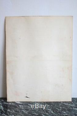 Louis Forton, Feet Nickel Plank Original