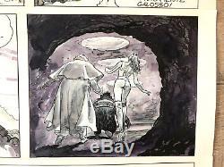 Manara Original Plane Piranese Planet Prison Cover! DIM 5165 CM