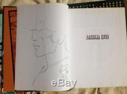 Moebius / Giraud And Charlier Original Drawing