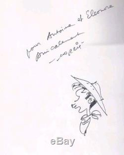 Morris Signed Autograph Signed / Lucky Luke