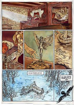 Original Board Tales Of The Ankou Tome 1- Lemercier