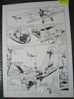 Original Comic Strips And Drawings