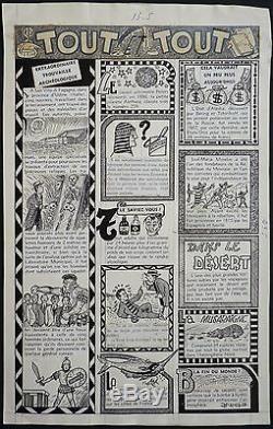 Original Drawing Board Fraga Around 1949 DID You Know
