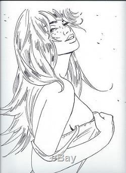 Original Drawing Jim Marie