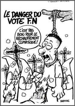 Original Drawings Of Babouse (l'huma, Charlie Hebdo, The Ravi.)