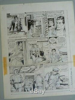 Original Ink Drawing Board Bd Jacques Flash Pif Gadget N 1243 Rgt A 4 4