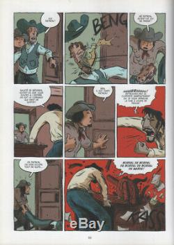Original Plate Jouvray Lincoln Comics Volume 2 (no. Dedication Illustration Drawing)
