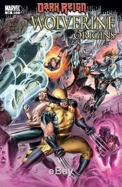 Original Plate Wolverine Origins Vol1 # 34 P.