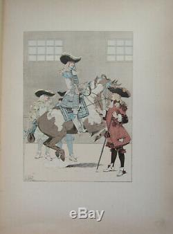 The Chic Horse The Vallet 1891 Pupil Of The Marquis Of Newcastle Plate 33 X 25