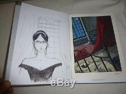 Vicomte Sasmira T1 Tt 500ex + Drawing Original Color Sign