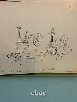 #toulouselautrec 49 Plates About 70 Unpublished Feathered Drawings