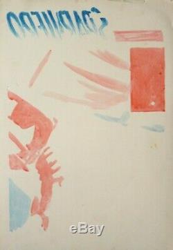 20 Planches originales Dessin de Vittorio COSSIO histoire complète vers 1960