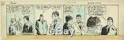 Caniff Terry And The Pirates Terry Et Les Pirates Strip Original 2-19-1937