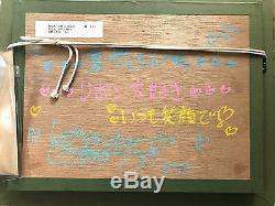 DESSIN ORIGINAL COULEUR CANDY CANDY pour CANDY signé Yumiko IGARASHI Superbe