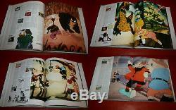 DROOPY UNE PLANCHE ORIGINALE de 8 dessins originaux + Livre TEX AVERY A Voir