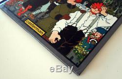 Dédicace Tardi Adèle Blanc-sec T. 7 EO + ex-libris Super héros N°/S 300 ex