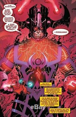Dessin Préliminaire Galactus Par Barry Kitson, Planche Originale -MARVEL Comics