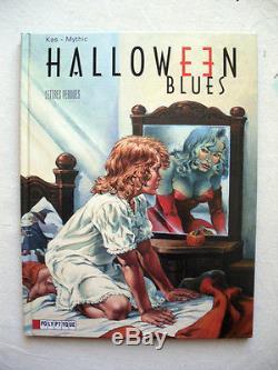 Kas Mythic Halloween Blues Tome 5 Lettres Perdues Eo Avec Dedicace Etat Neuf