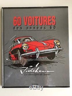 Les Chroniques De Starter avec Sublime original couleur Jaguar Type E (JIDEHEM)
