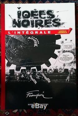 Les Idées Noires l'intégrale de Franquin en version originale