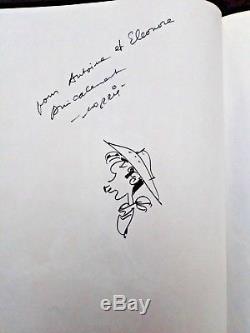 MORRIS Dédicace Autographe Signée / Lucky Luke