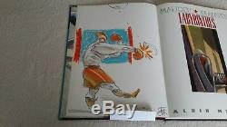 Mattotti Labyrinthes Eo + Dessin Original Couleur Eo 1988 Rare Superbe