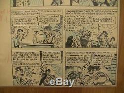 Planche Originale 15 Pieds Nickeles Par Pellos Les Pn Font Boum