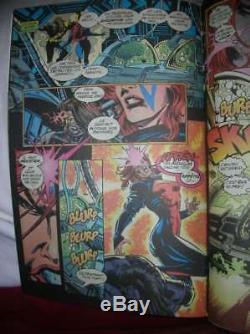 Planche originale FACTOR X #4 p. 14