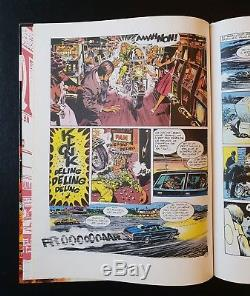 Planche originale de Dany de la série Arlequin