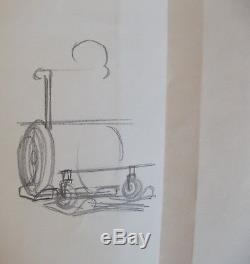 SODA dessin original (etude) par Dan