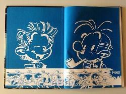 Superbe Dedicace Fournier Spirou Et Fantasio N°23 Dupuis 1973