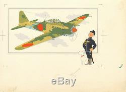 VENTE Hergé Lot 192 TINTIN mise en couleur originale Chromo Rare 1953