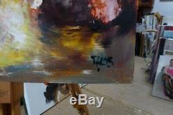 VINTAGE projet de couverture BARBE ROUGE par yves thos